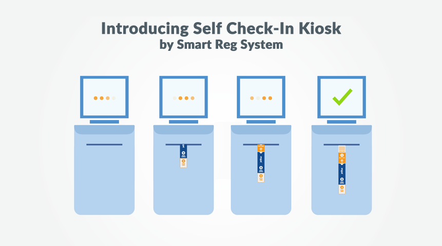 Self Check-In Kiosk by SRS